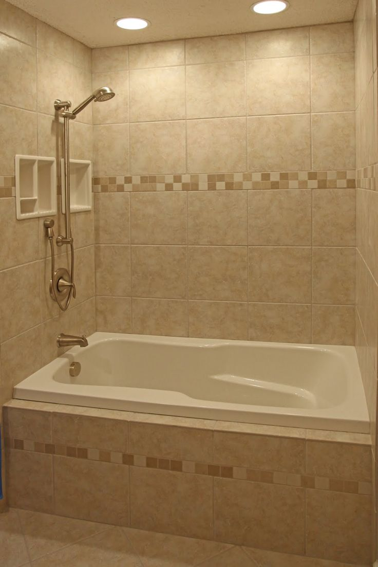 Shower And Bath Remodel Bathroom Design Ideas Ceramic Tile For The Home Pinterest Bathrooms