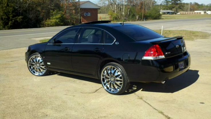 07 Impala On 22 | ... ://www.cardomain.com/ride/3889228 ...