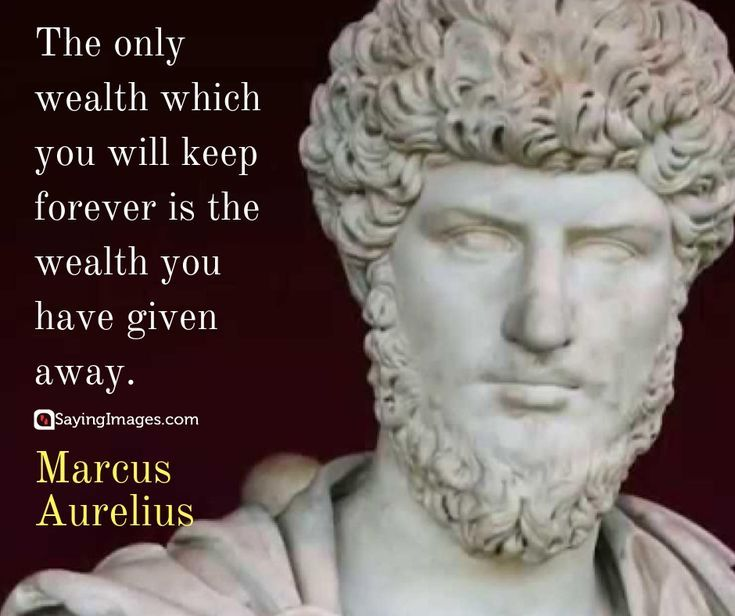 30 Marcus Aurelius Quotes on Being a Man of Worth - # ...