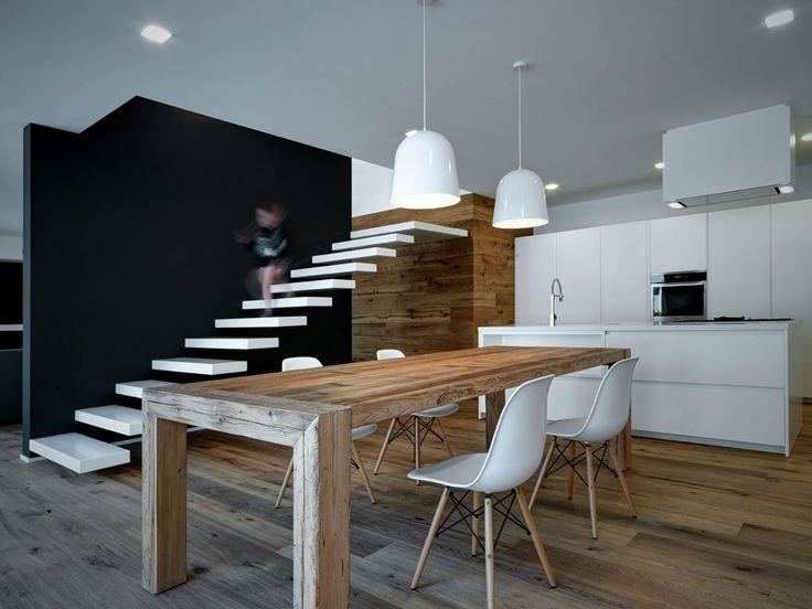 Interno L - Picture gallery #architecture #interiordesign #staircases #white
