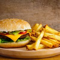 Original McDonalds Cheeseburger