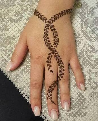 Mehndi Design For Eid ♡♥ #EidMubarak