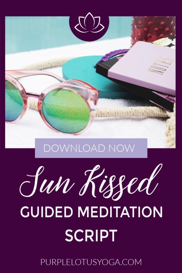 Guided Meditation Script Purple Lotus Yoga Meditation Scripts Guided Meditation Scripts Guided Imagery Meditation