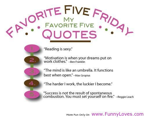 Friday Quotes: Friday Morning Quotes Positive. QuotesGram