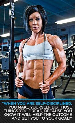 BodySpace Member Of The Month: Dana Linn Bailey - Jump Rope - Bodybuilding.com