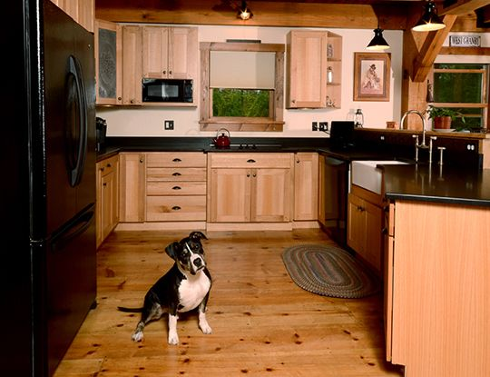 1000 Images About Kitchens Light Brown On Pinterest