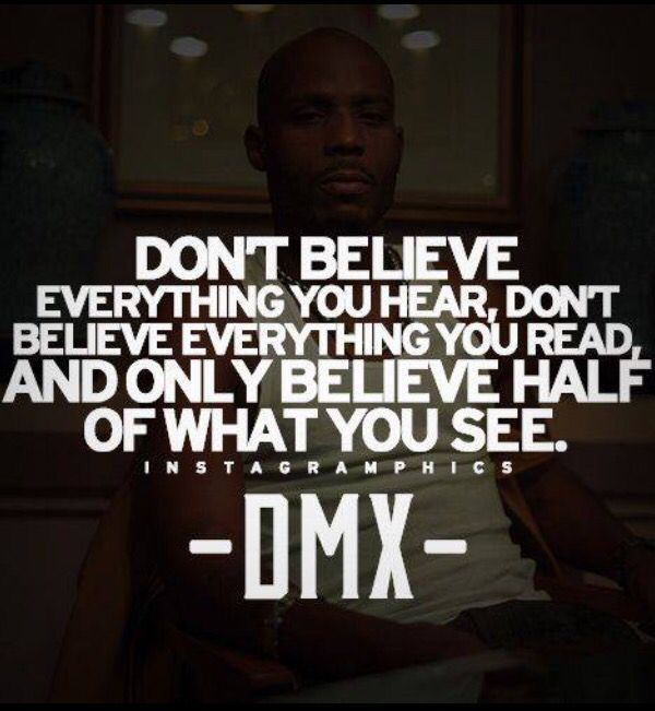 anyone have the lyrics for dmx song