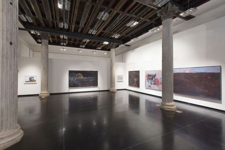 "Tosetto in Venice for the exhibition ""Philip Guston and The Poets"", Collateral Events of the 57th International Art Exhibition – La Biennale di Venezia"