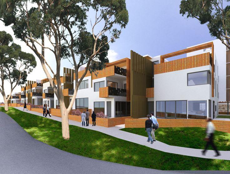 Red Castle Residential Development, Perth