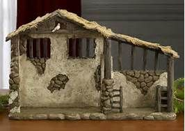 nativity stable design ideas