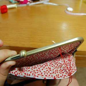 Tutorial para coser boquilla a bolso | Portaldelabores.com | Portal de labores