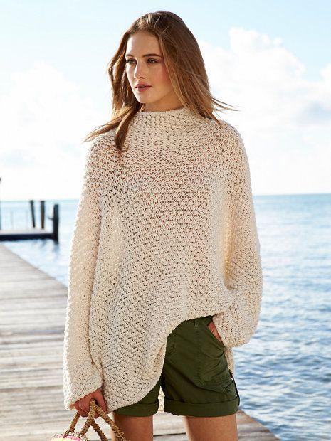 Greta Sweater HANIA by Anya Cole SS 16 on Gorsuch.com
