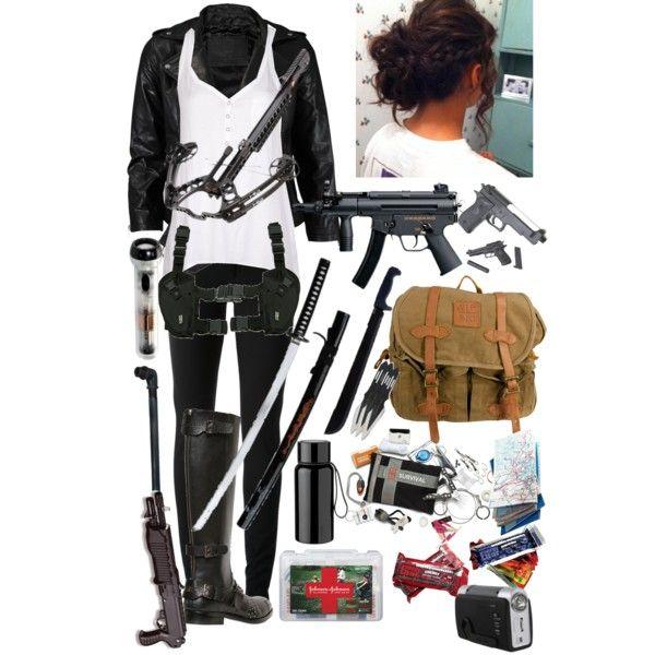 Zombie Apocalypse outfit! | Zombie Apocalypse Outfit Zombie Apocalypse and Apocalypse