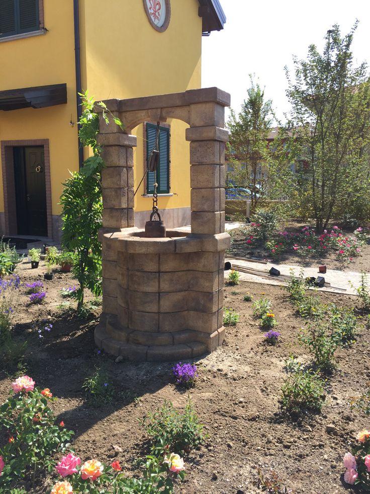 30 best realizzazioni pozzi da giardino pergole - More da giardino ...