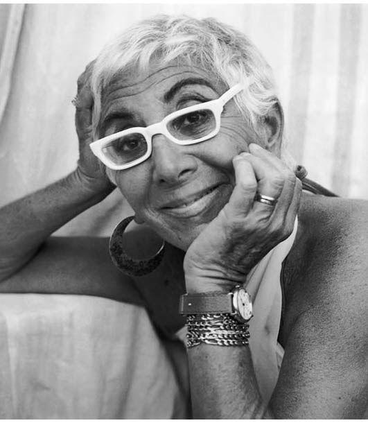 Lina Wertmüller (1928- ): Italian film writer and director.