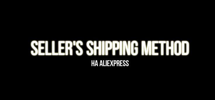 Seller's shipping method как отследить товар по почте - http://aliall.ru/pomoshh-novichkam/sellers-shipping-method-kak-otsledit-tovar-po-pochte/