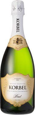 Korbel Champagne Brut (1.5 LTR)