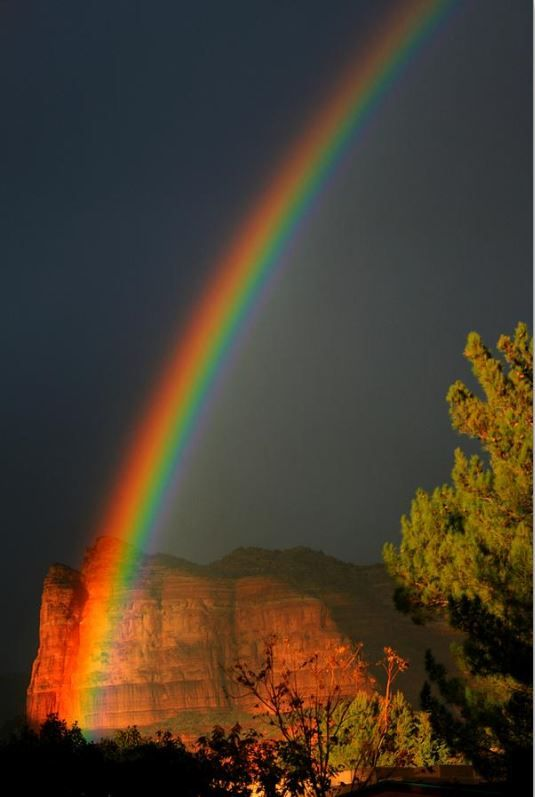 ✯ Rock Light - Sedona