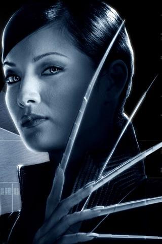 Kelly Hu as Lady Deathstrike (X2: X-Men United)