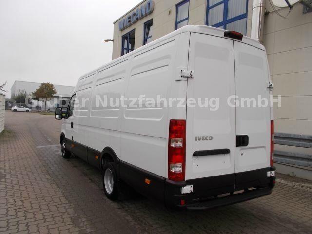 Iveco 35C15LV Klima, Bestelwagen Verhoogde bestelwagen in Leipzig, gebruikt kopen bij AutoScout24 Trucks
