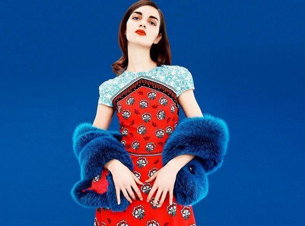 Η νέα συλλογή της Mary Katrantzou είναι εμπνευσμένη από τα τραπουλόχαρτα - Μόδα | Ladylike.gr