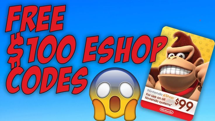 How To Get FREE Nintendo Switch Games Free Codes
