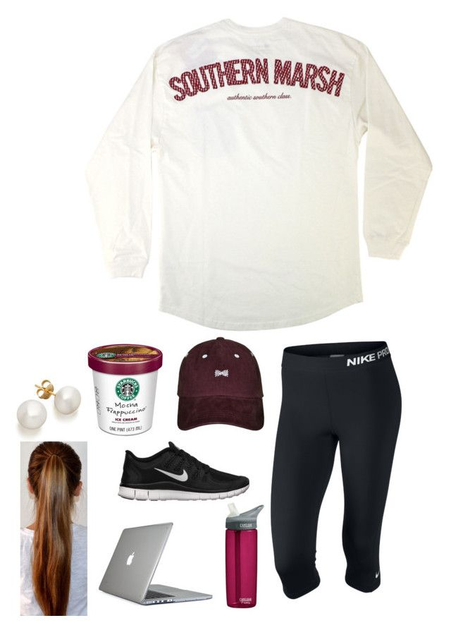 """50 questions tag"" by gingergirll ❤ liked on Polyvore featuring NIKE, Speck and CamelBak"