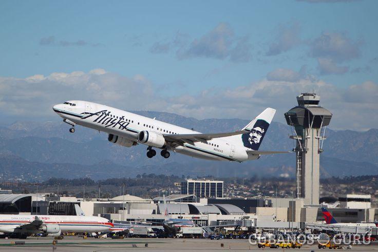 #Vuelo inaugural de #AlaskaAirlines llega este… http://www.cubanos.guru/vuelo-inaugural-de-alaska-airlines-llega-este-jueves-la-habana/