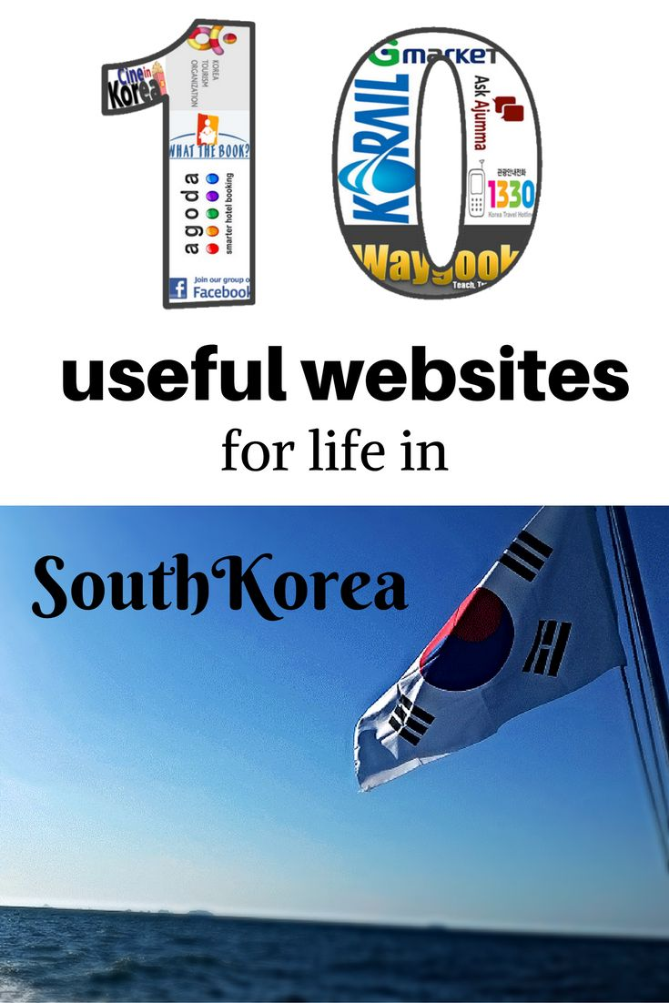 The best websites to make travelling and living in South Korea super easy. These websites will help with transport, language and communicating, how to order online in Korea, booking accommodation and how to book a movie ticket online.