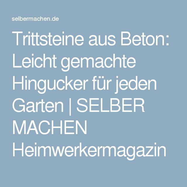 Nauhuri.com  Betonplatten Selber Machen ~ Neuesten Design ...