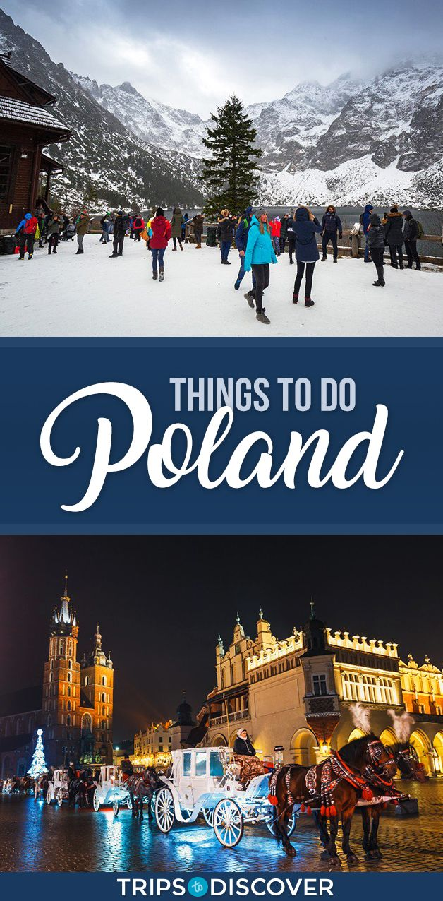 9 Best Things to Do in Poland