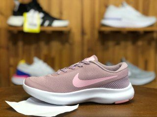 f0de453b2be9 Womens Nike Flex Experience Rn 7 Casual Sneakers Elemental Rose Arctic  Punch 908996 600