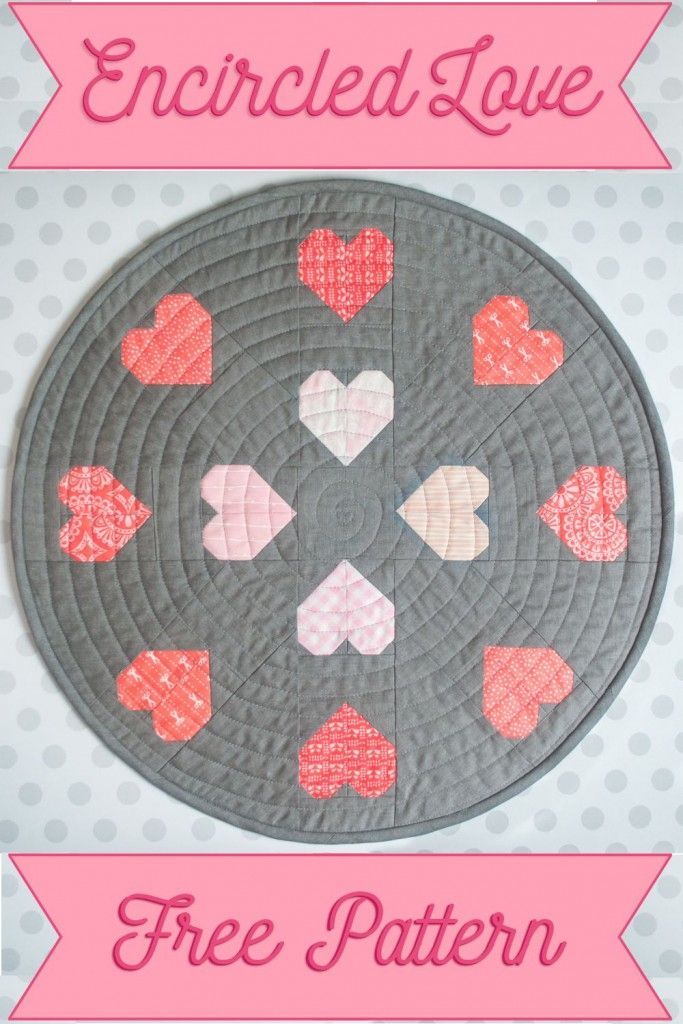 Friday Spotlight: Laura's Lovely Table Topper! — SewCanShe   Free Daily Sewing Tutorials