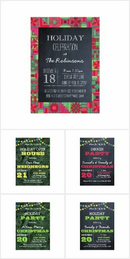 Save 60% on Customizable Invitations & more |  USE CODE: ZAZHEADSTART #holidayinvitations #holidayparty #holidaygathering #christimasparty #invitations   Holiday Invitations