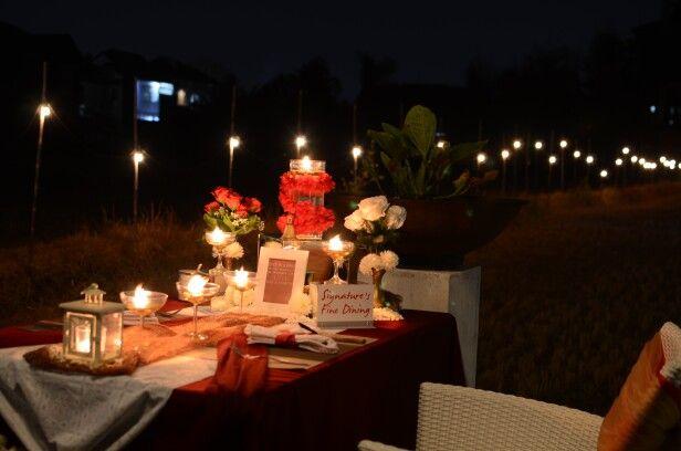 Romantic Dinner Oct 30, 2015