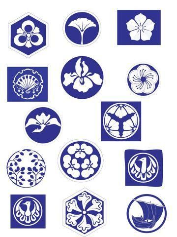 Tom Butler - 2004 I think - Japanese Crests