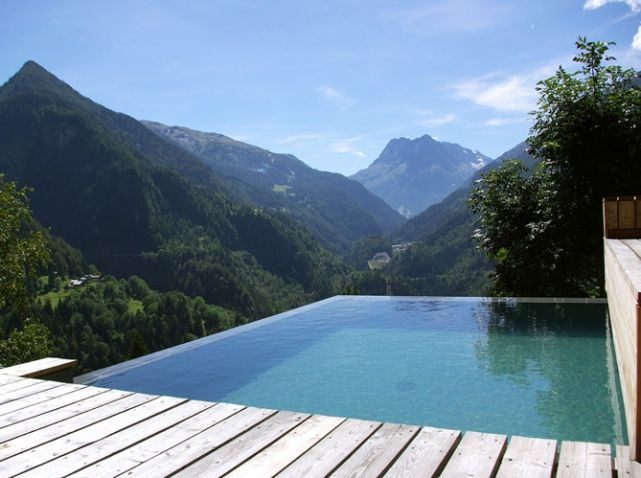 Les plus belles piscines priv es de france pools for Pool design france
