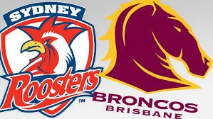 Brisbane Broncos vs Sydney Roosters Round 3 NRL live streaming free 2014 Watch Sydney Roosters vs Brisbane Broncos Round 3 NRL live stream online video HD TV-National Rugby League match in here.