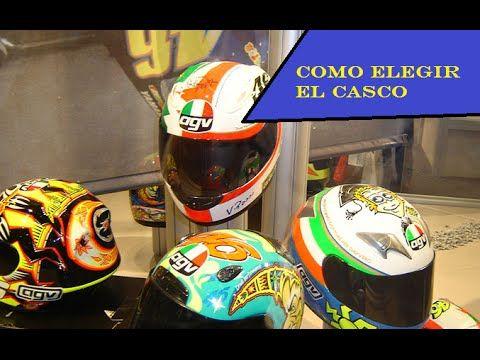 Como elegir un casco para moto MOTOVLOG