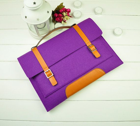 Macbook Pro 13 Sleeve, Macbook Pro Cover, Macbook Air Case 13 ,13 Macbook Air Sleeve, Macbook Case 13, Laptop Sleeve 13inch,Handmade-TFL013