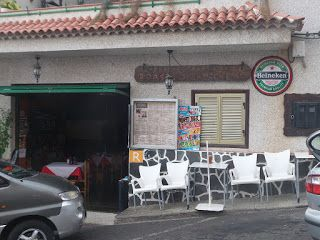 Somewhere different to eat - Romero Brasasde Chirche, in the village of Chirche,Guia de Isora, #Tenerife - https://tenerifeexplored.blogspot.com.es/2012/11/romero-brasasde-chirche.html