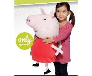 """Peppa Pig 24"""" Giant Plush"""