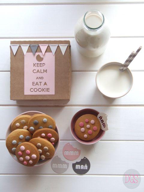 DEGRANDESERÉ: Receta de galletas de mantequilla