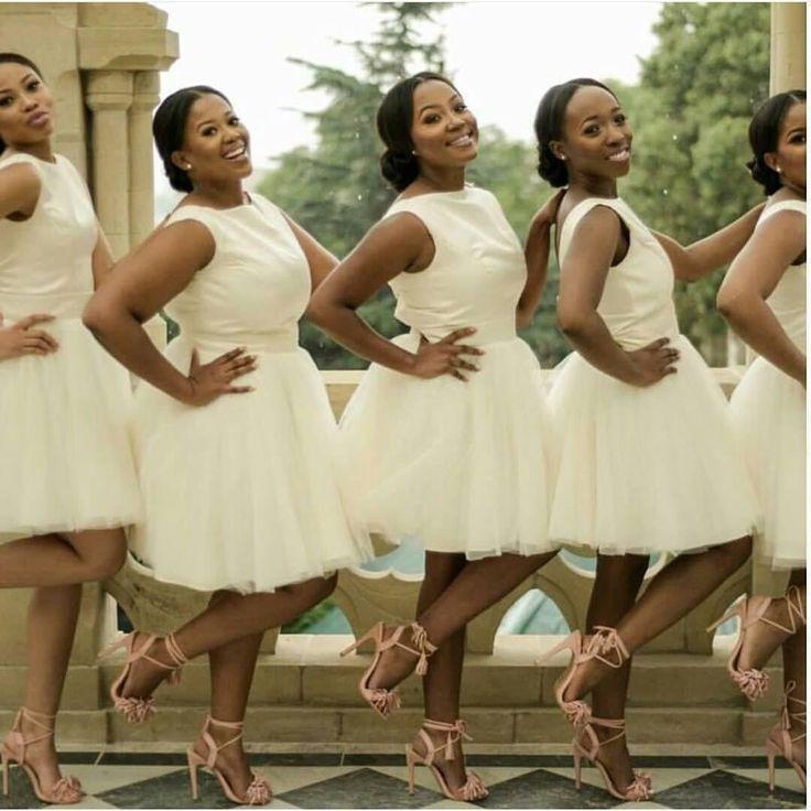 Slaying Bridesmaids! #GraceOutlook #BridesmaidInspiration #9naijaBrides