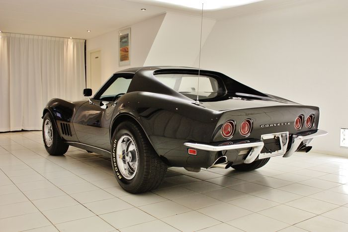 Chevrolet Corvette C3 Stingray 427Ci BigBlock Matching - 1968