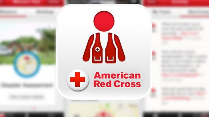 The Red Cross app helps military families with emergency messages. Here's how to get it.