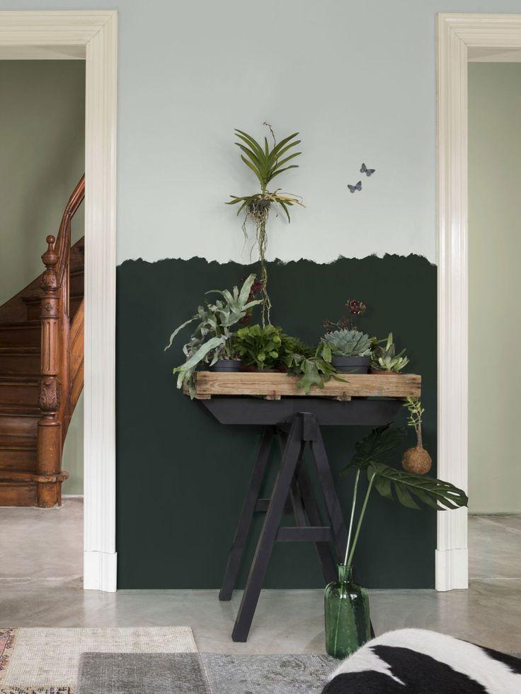 55 besten tapeten trends und wandfarben bilder auf pinterest tapeten wandfarben und w nde. Black Bedroom Furniture Sets. Home Design Ideas