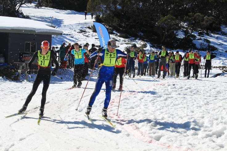 Cross country at Mt Baw Baw #snowaus