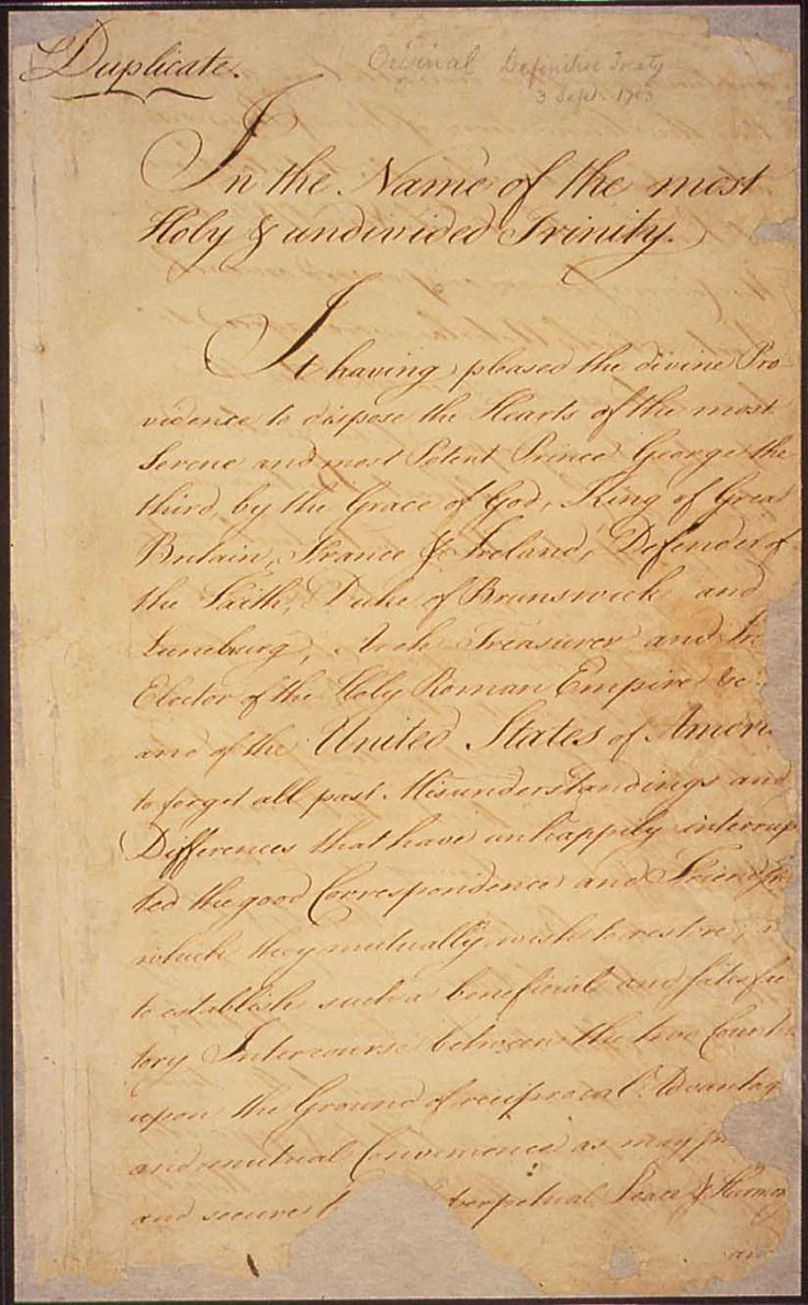 treaty of paris 1783 essay Treaty of paris (1783) when the american war for independence (1775-83) treaty that officially ended the revolutionary war on september 3, 1783 federalist papers job discription more prezis by author.