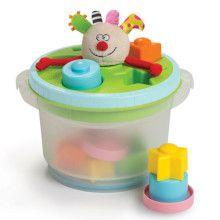kooky musical sorter by taf toys http://www.taftoys.com/tafproduct/kooky-musical-sorter-11495/